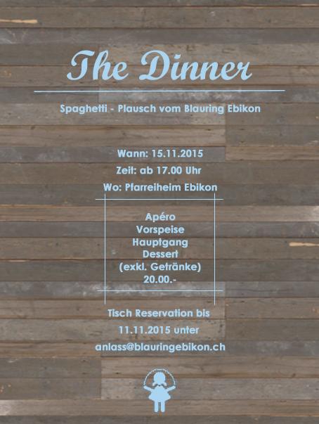 Spaghetti-Plausch 2015
