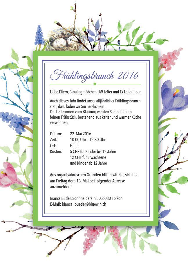Frühlingsbrunch_Flyer